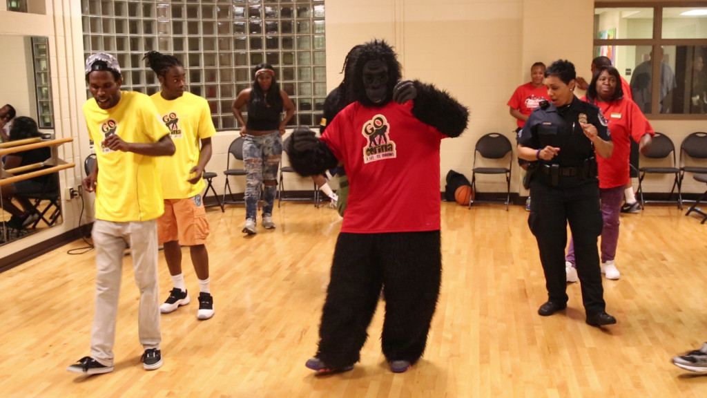 Go Gorilla Youth Fitness and Wellness Program
